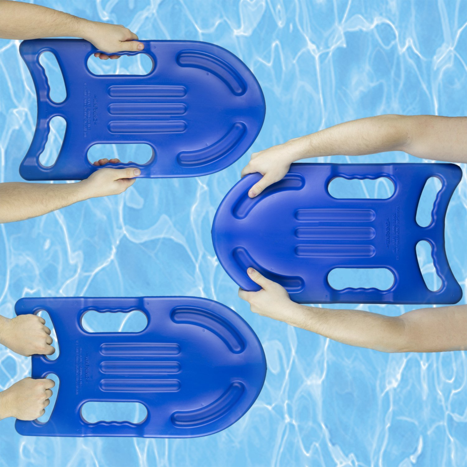 Poolmaster 50513 Advanced Kickboard Swim Trainer by Poolmaster (Image #4)