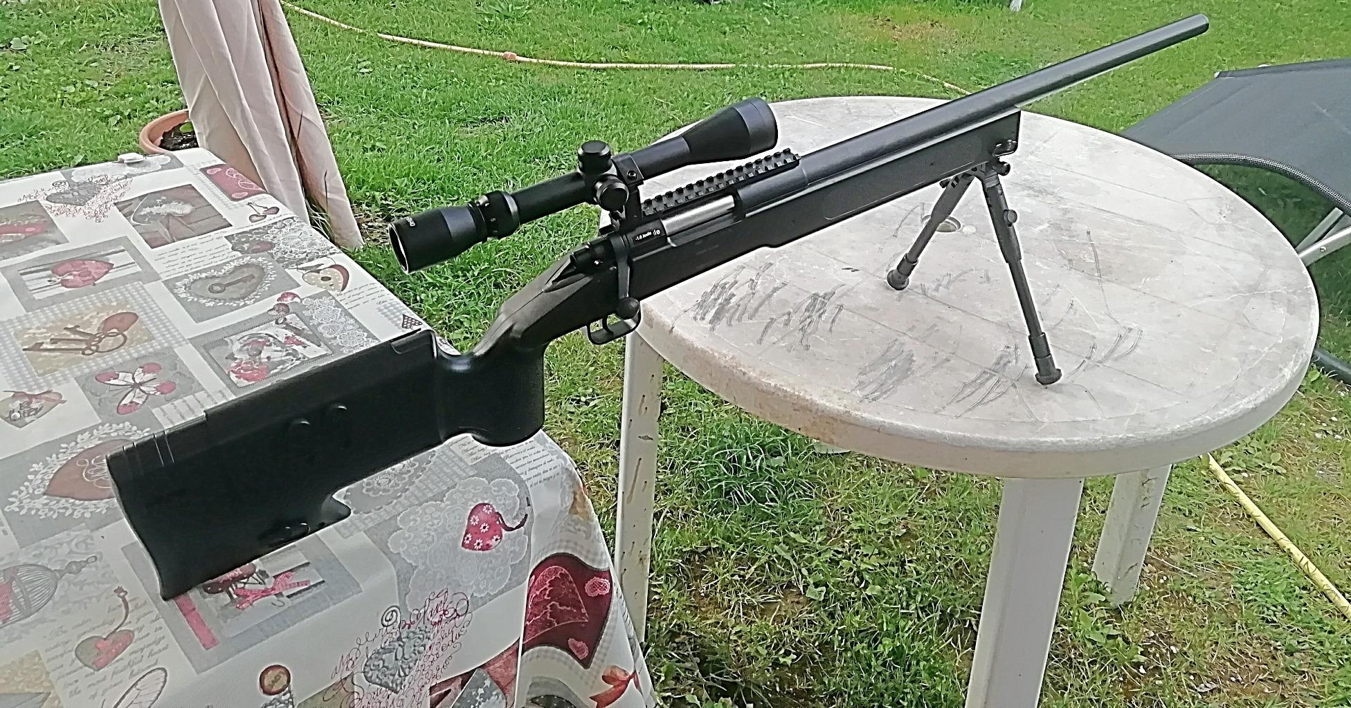 M40A3 Sniper Black