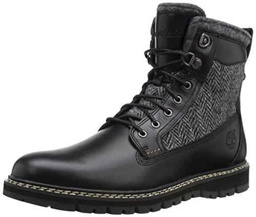Hombre Botas Mmbt Track Wl Blac Timberland Britton TAYzxO