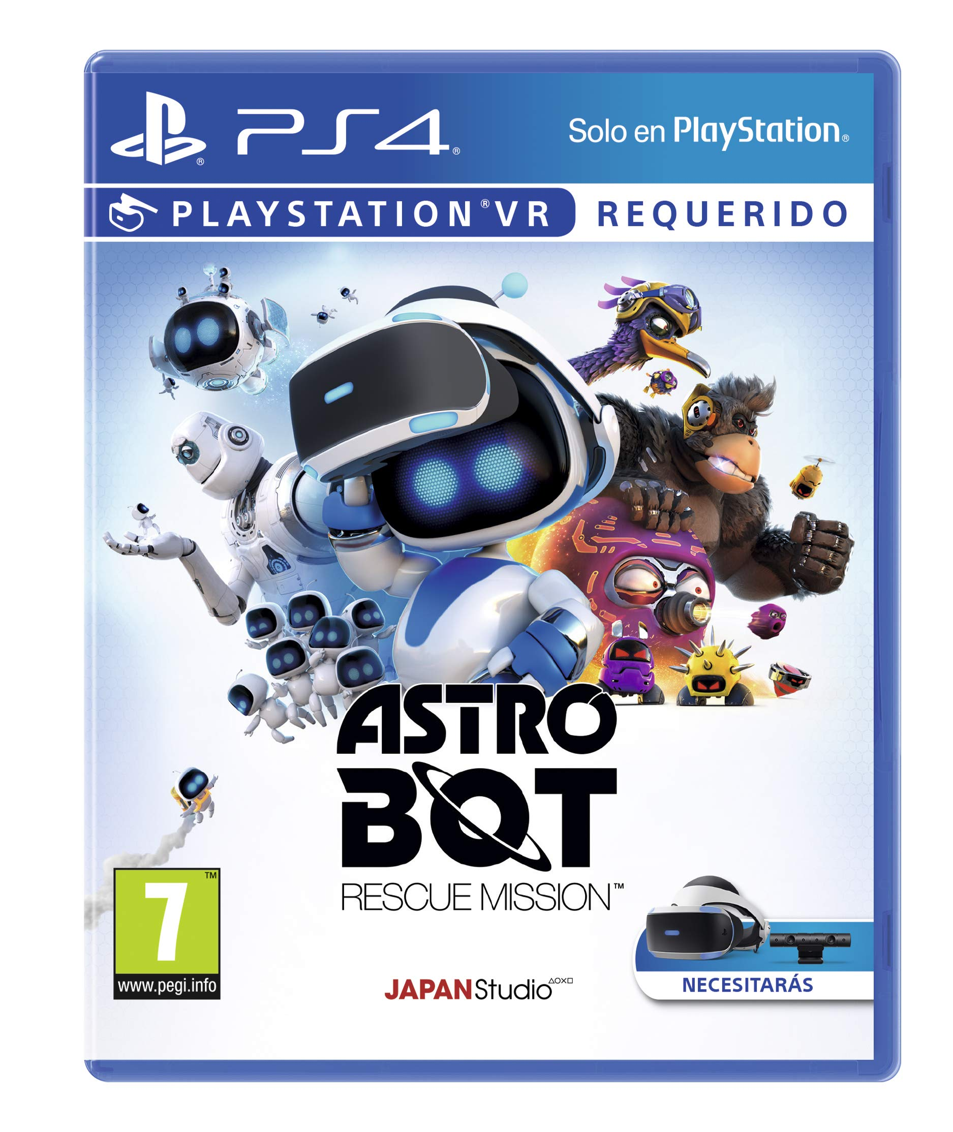 AstroBot: Rescue Mission - Edición Estándar: Sony: Amazon.es ...