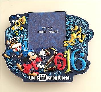 Amazoncom Walt Disney World 2016 Magnetic Photo Frame New