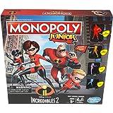 Monopoly Junior Game: Disney/Pixar Incredibles...