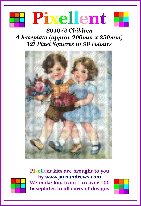 PIXELLENT 804072子供たち