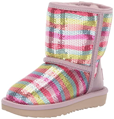 3ec72929099 UGG Kids' T Classic Short Ii Mural Fashion Boot