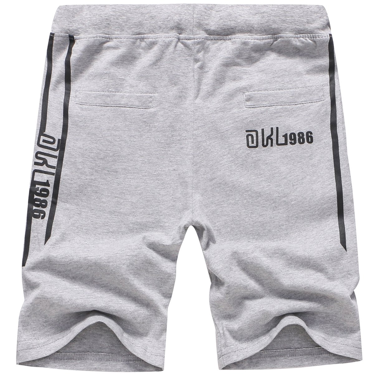 AOWKULAE Boys Cotton Pull on Shorts