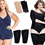 Thigh Slimmer & Arm Shapers For Women-Thigh & Arm Compression Sleeve To Tone Thighs & Arms - Slimming Wraps Flabby…