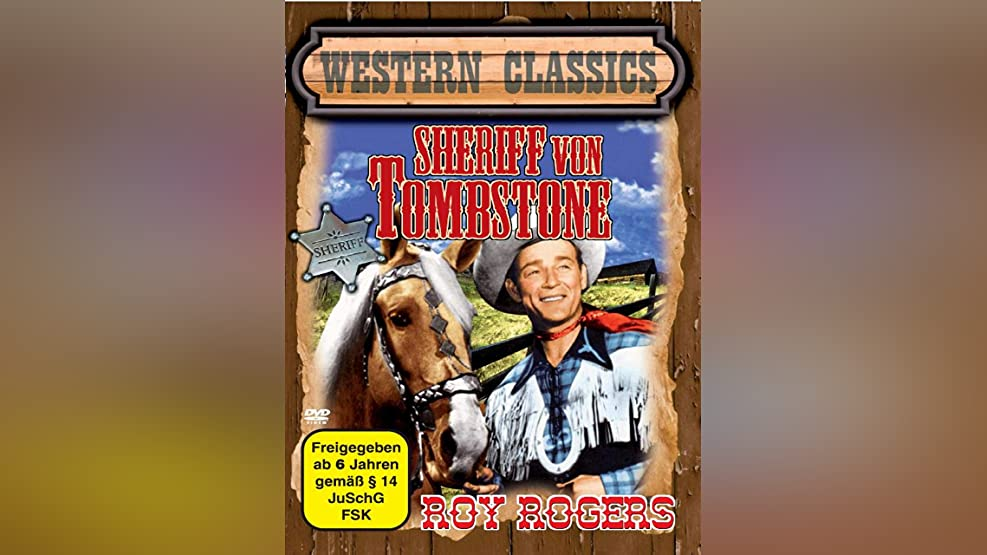 Sheriff von Tombstone
