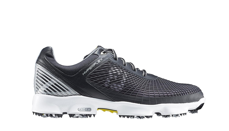 [フットジョイ] FootJoy ゴルフシューズ HYPERFLEX B00SC2J6QW 26.5 cm 2E|ブラック/シルバー ブラック/シルバー 26.5 cm 2E