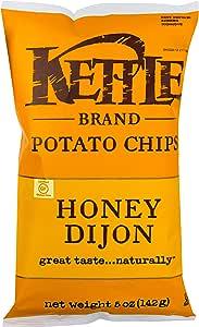 Kettle Chips, Honey Dijon, 141g