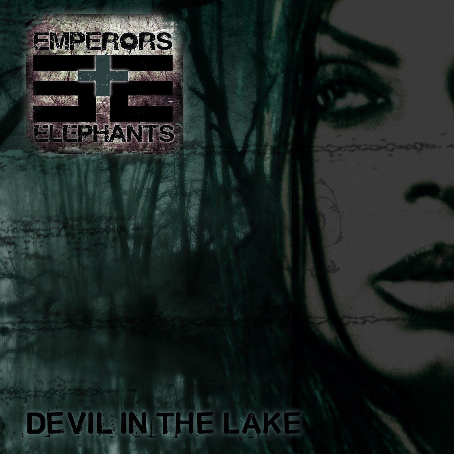 CD : Emperors and Elephants - Devil In The Lake (CD)