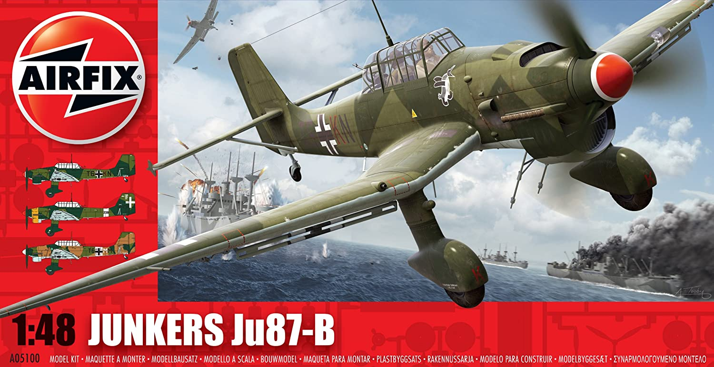 Resultado de imagen de Junkers ju.87 model kit