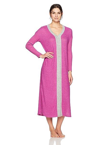 244c6598e3 Karen Neuburger Womens Standard Women's Pillow Talk Long Sleeve Maxi Dress:  Amazon.ca: Clothing & Accessories