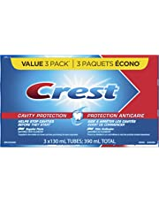 Crest Cavity Protection Regular Toothpaste, Triple Pack, 130 Ml