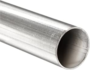 Stainless Steel 316L Welded Round Tubing 1  OD 0.93  ID 0.035  sc 1 st  Amazon.com & Amazon.com: Metal Tubing - Tubing Pipe u0026 Hose: Industrial ...