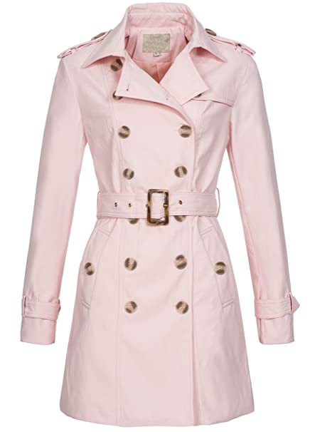 finest selection ea176 61919 Peak Time DS6577 - Trench da donna