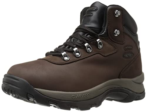 Hi-Tec Men's Altitude IV Waterproof Hiking Boot,Dark Chocolate,7 M
