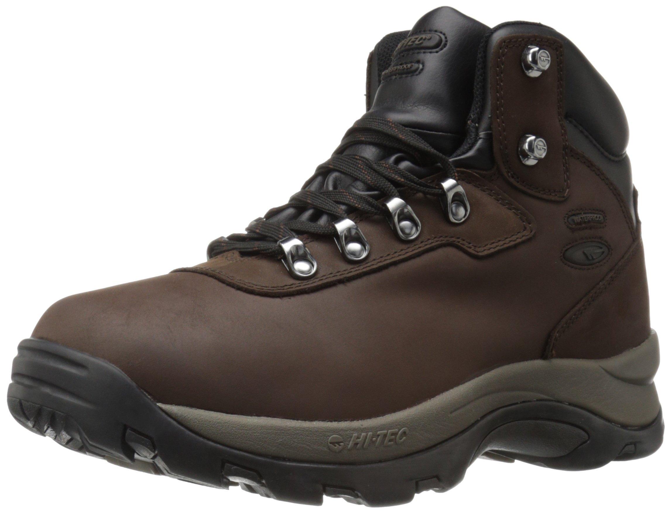 Hi-Tec Men's Altitude IV Waterproof Hiking Boot,Dark Chocolate,10 M