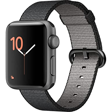 Apple Watch Series 2 OLED 28.2g Gris reloj inteligente - relojes inteligentes (Gris,