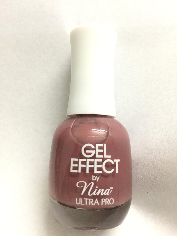 Amazon.com : Gel Effect By Nina crushed berry #117 : Beauty