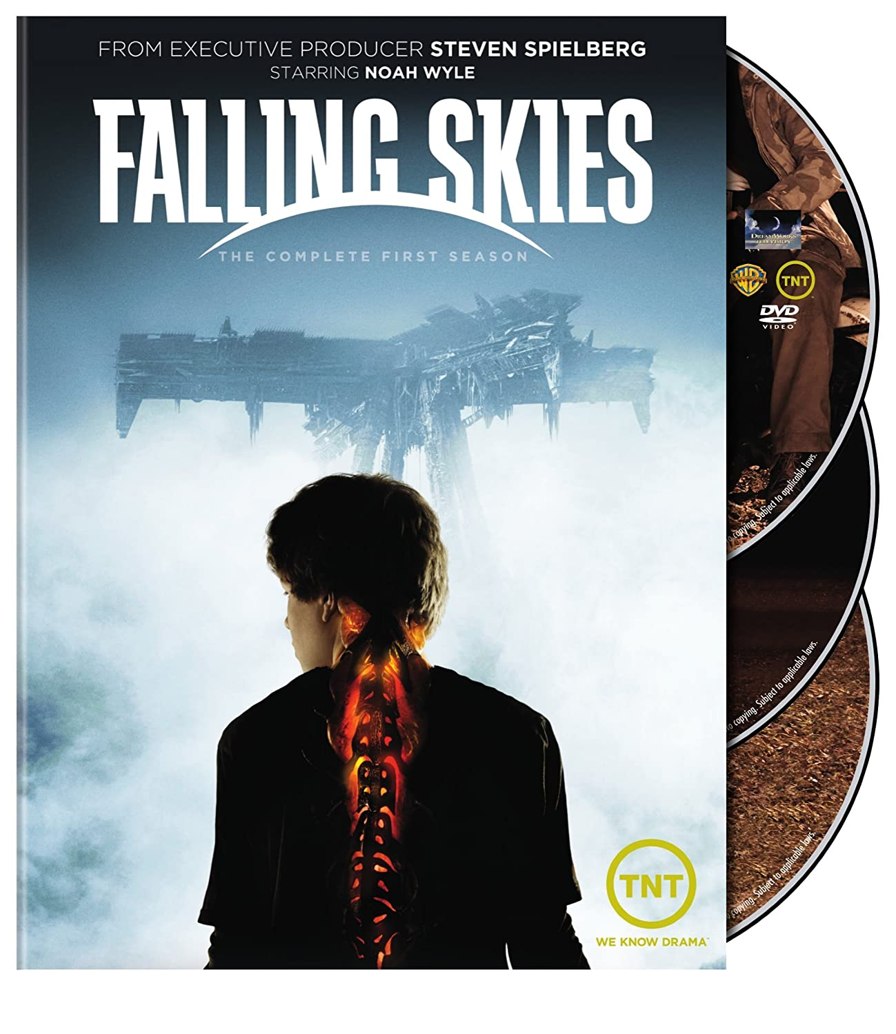 Amazon Com Falling Skies Season 1 Noah Wyle Moon Bloodgood Movies Tv