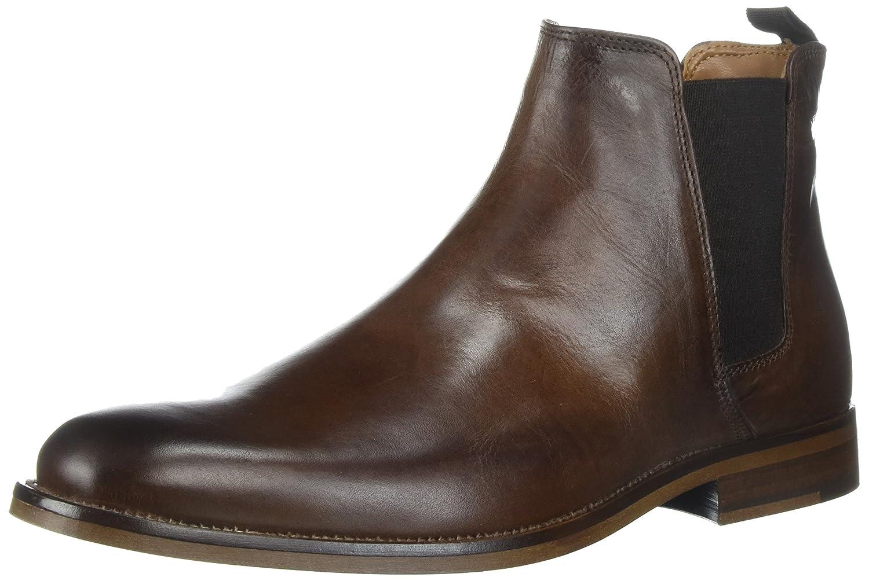 ALDO Men's Vianello-r Chelsea Boot B072MRH33K 7.5 D(M) US|Dark Brown