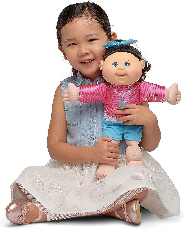 Gimnasta infantil Cabbage Patch Kids CPW0043 35,5 cm