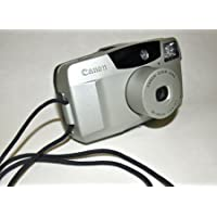Canon Sure Shot 60 Zoom DATE SAF 35mm Film Camera w/Canon Zoom Lens 38-60mm 1:4.5-6.7…