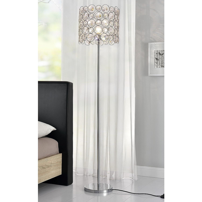[lux.pro] Stehleuchte Stehleuchte Stehleuchte - CrystalTree - (1 x E27 Sockel)(155 cm x Ø 34 cm) Stehlampe Fußbodenlampe Zimmerlampe Wohnzimmerlampe be967f