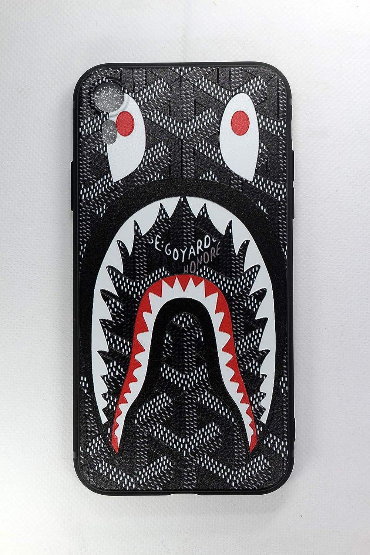 coque iphone xr bape shark