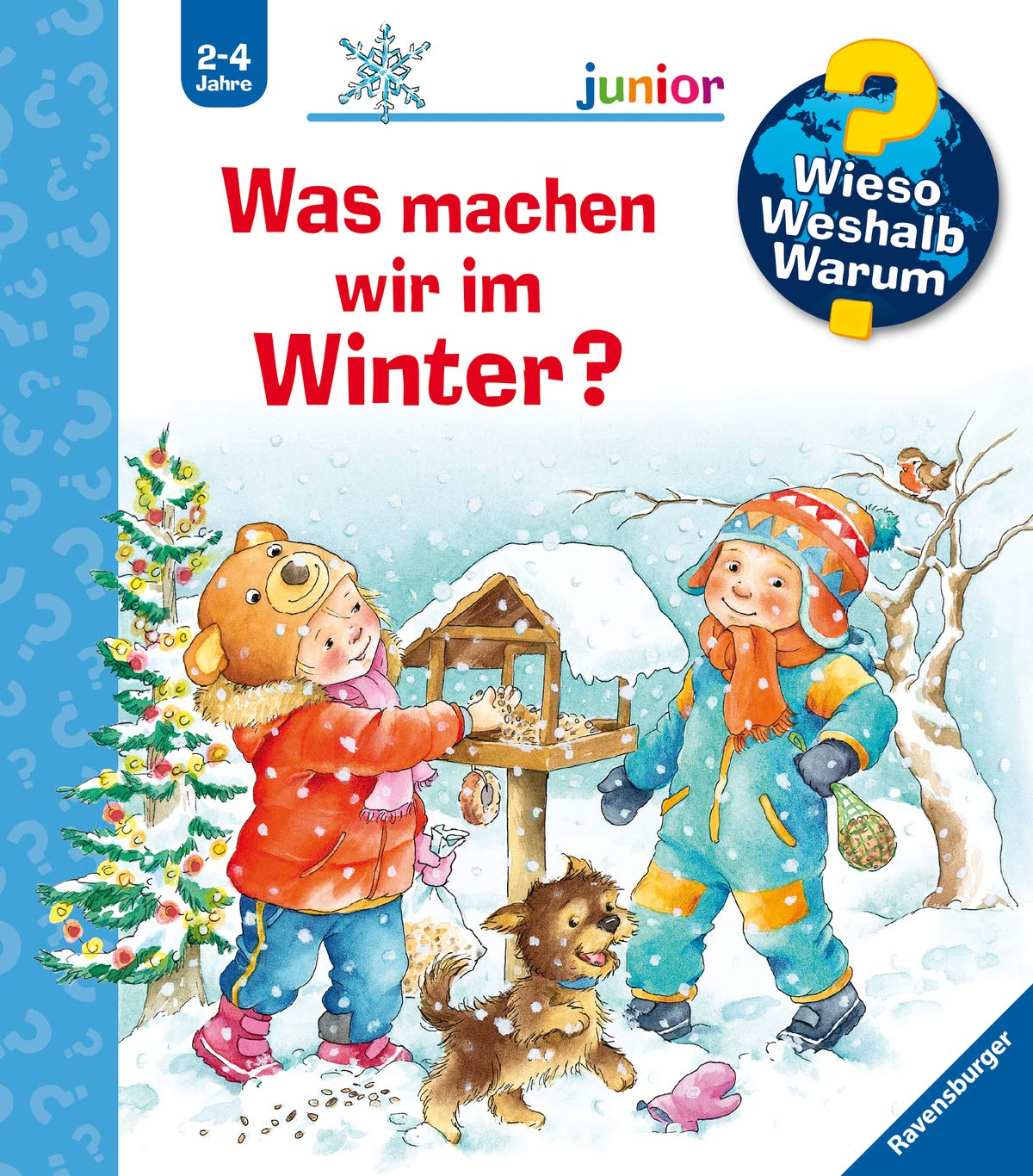 Was Machen Wir Im Winter Wieso Weshalb Warum Junior 58 Erne Andrea Szesny Susanne Bücher