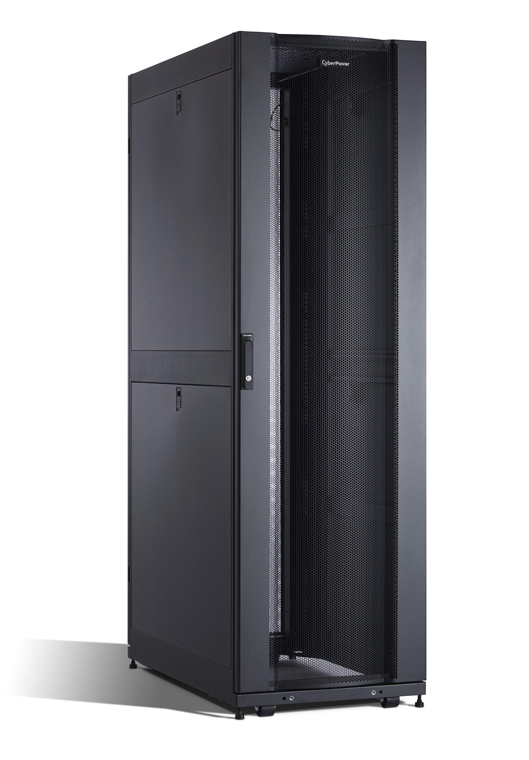 CyberPower Carbon CR42U11001 42U Rack Enclosure