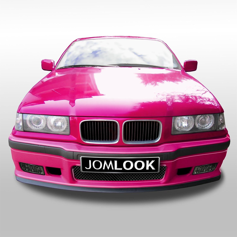 Sport Look JOM Pare-Chocs Compatible avec BMW E36 s/érie 3 Qualit/é Allemande Grille et Spoiler d/émontables