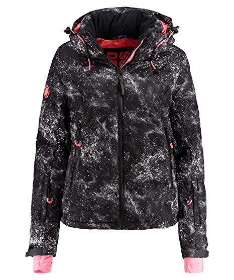 info for 978d4 a95c9 Superdry Snow Shadow Down Jacket, Womens, blau (296), XS ...