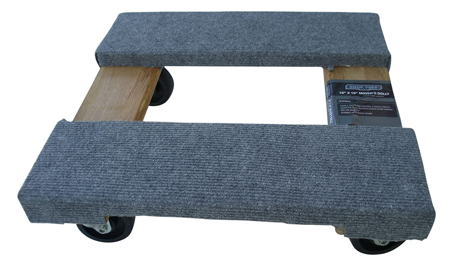 Shop Tuff STFMDW Movers Dolly X Amazoncom - Picnic table mover