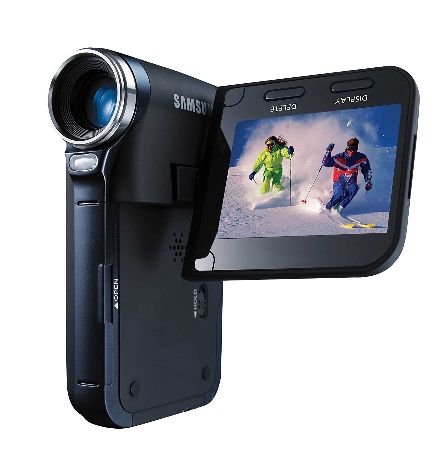 Amazon.com : Samsung SC-X300 Flash Memory Divx Camcorder with 10x Optical  Zoom (Discontinued by Manufacturer) : Camera & Photo