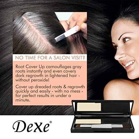 Amazon.com: Dexe Root Touch Up - Cover Up Your Roots Between ...