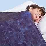 Florensi Compression Sheet (Twin/Twin XL), Stretchy Sensory Blanket, Sensory Compression Blanket, Compression Bed Sheet, Comp