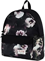"Girls Floral Backpack - HotStyle FavorPlus Cute School Bookbag Fits 13.3"" Laptop"