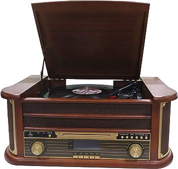 Denver MRD-51, Equipo de Música, Estilo Retro, Dab, Tocadiscos y ...