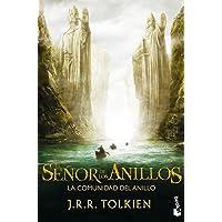El Señor de los Anillos I. La Comunidad del Anillo. Booket - Biblioteca J R R Tolkien