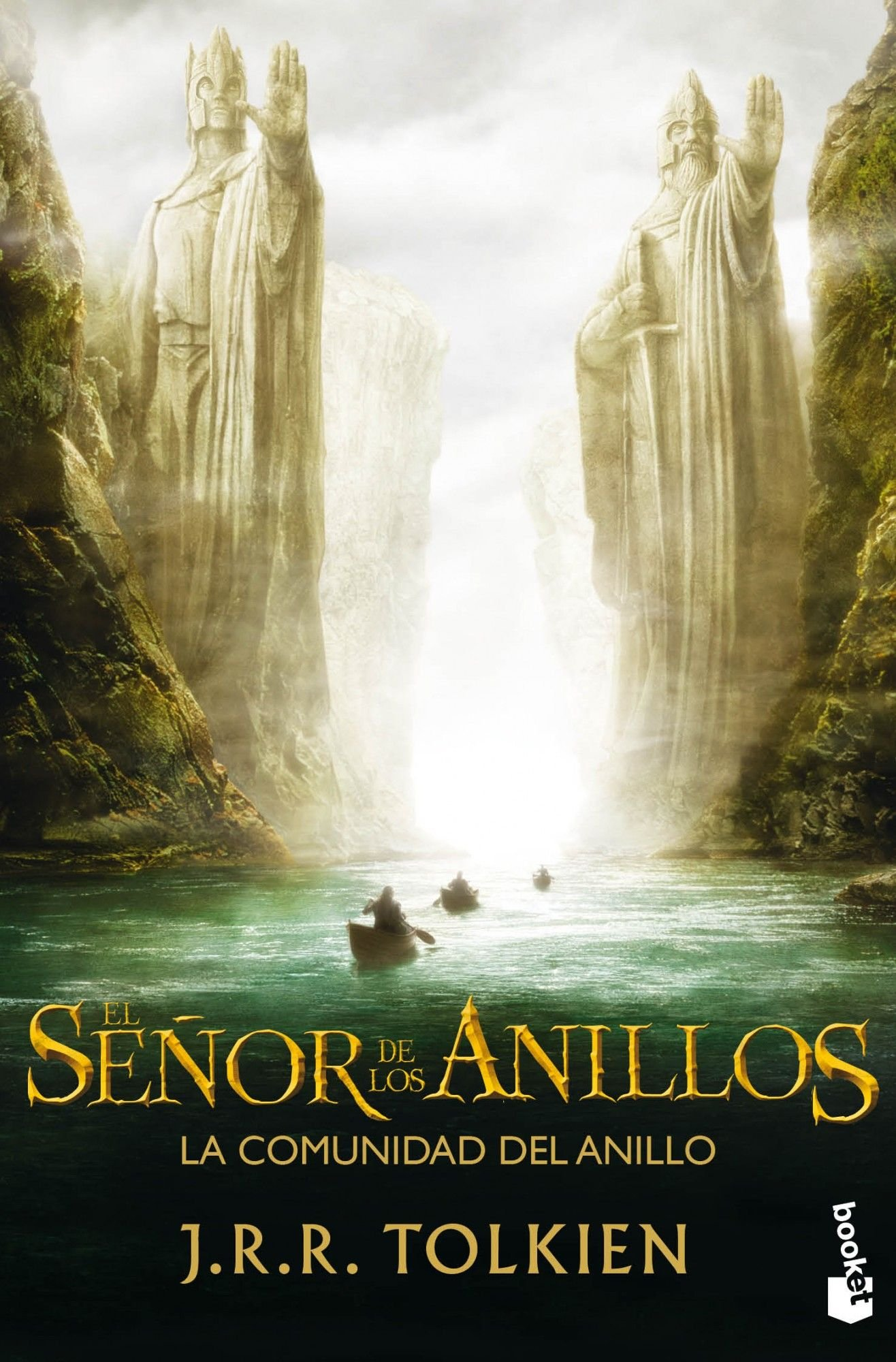 El Señor de los Anillos I. La Comunidad del Anillo Biblioteca J. R. R.  Tolkien: Amazon.es: J. R. R. Tolkien, Luis Domènech: Libros