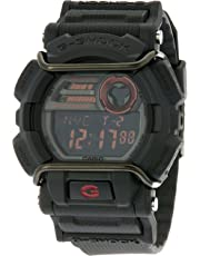 Casio G-Shock Digital Black And Red Gd400-1D Watch