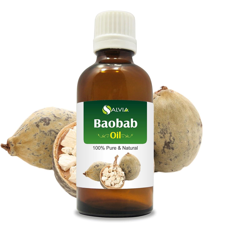 BAOBAB OIL 100% NATURAL PURE UNDILUTED UNCUT OIL 15ML Salvia