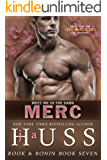 Meet Me In The Dark: Merc (Rook and Ronin Book 7)