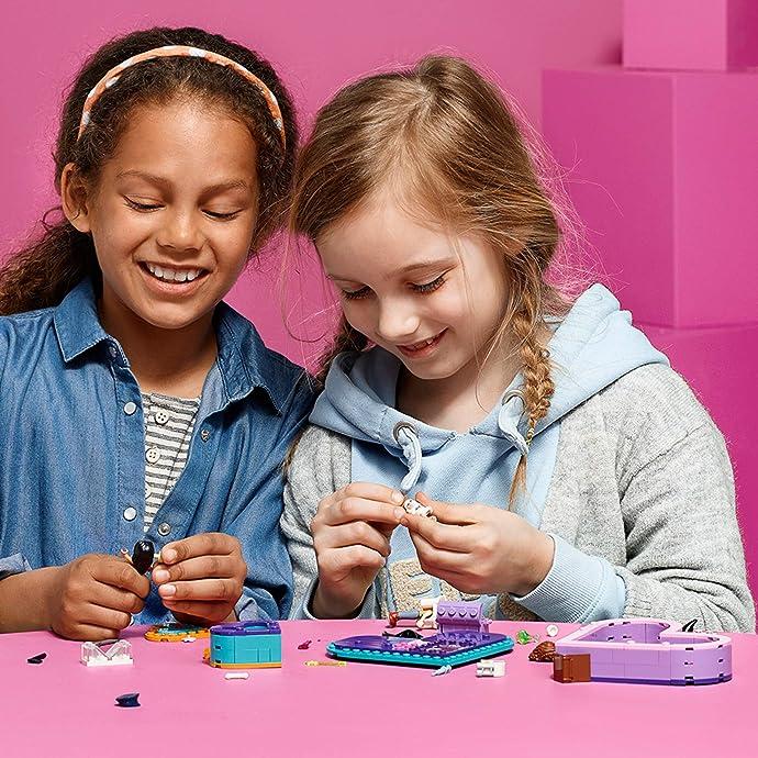 LEGO 乐高 41359 好朋友系列 好朋友的爱心藏宝盒 积木玩具 $15.99 海淘转运到手约¥135