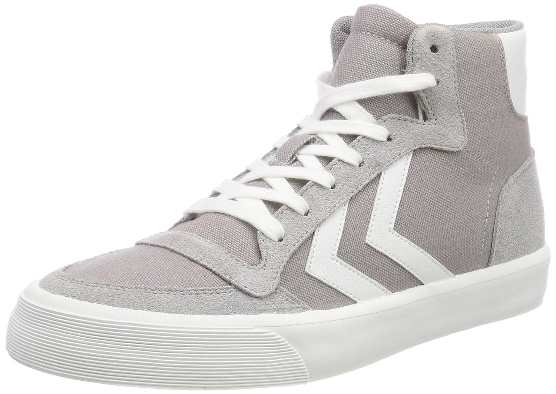 Hummel Unisex-Erwachsene Stadil Grau RMX High Hohe Sneaker Grau Stadil (Alloy) 7b1537