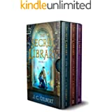 The Secret Library Collection (Books 1-3) (The Secret Library Collections Book 1)