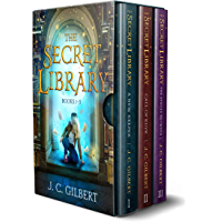 The Secret Library Collection (Books 1-3) (The Secret Library Collections Book 1) (English Edition)