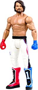 WWE Wrestlemania AJ Styles Action Figure