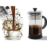 Prensa francesa para café, té expreso, limpieza sencilla